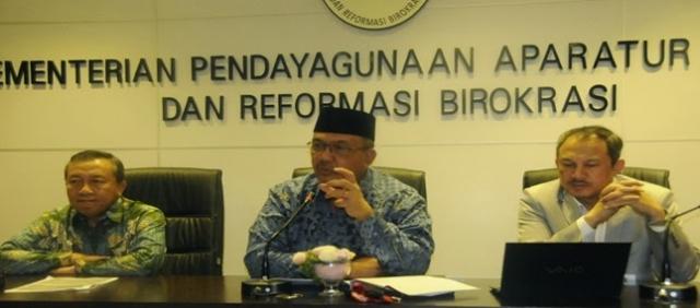 Menteri PANRB Sambut Baik Komitman Kapolri Perbaiki Akuntabilitas Kinerja