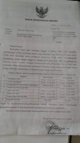 Perpanjangan Jadwal Pendaftaran CPNS Tahun 2018 di Lingkungan  Pemerintah Provinsi Sumatera Barat